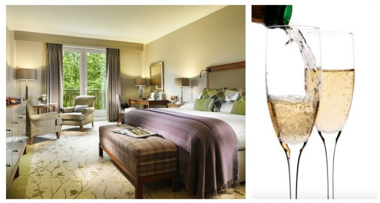 Win A Stay At Druids Glen Hotel Resort Central Park